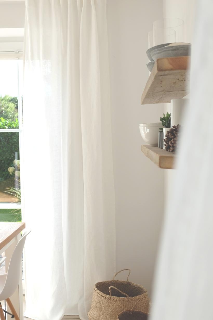 Ikea Gardine neue gardinen ikea und ein diy übers umnähen so leben wir