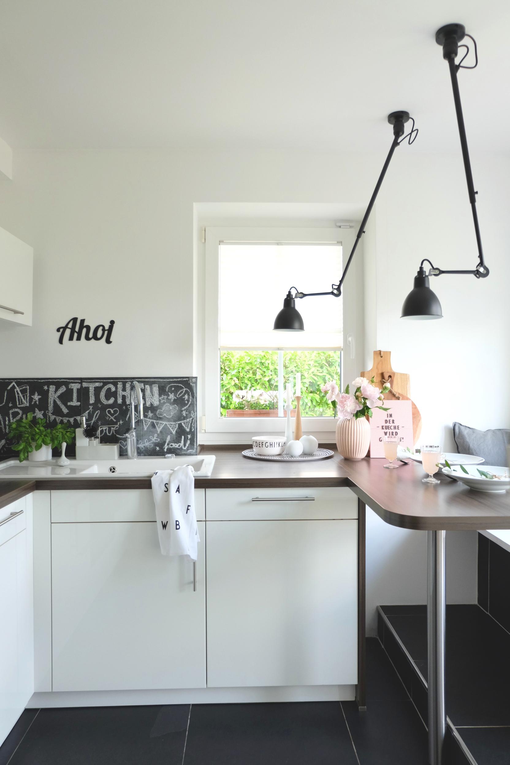 light11 DCW Lampe Küche 21 – so.leben.wir