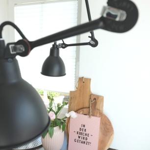 light11 DCW Lampe Küche 8