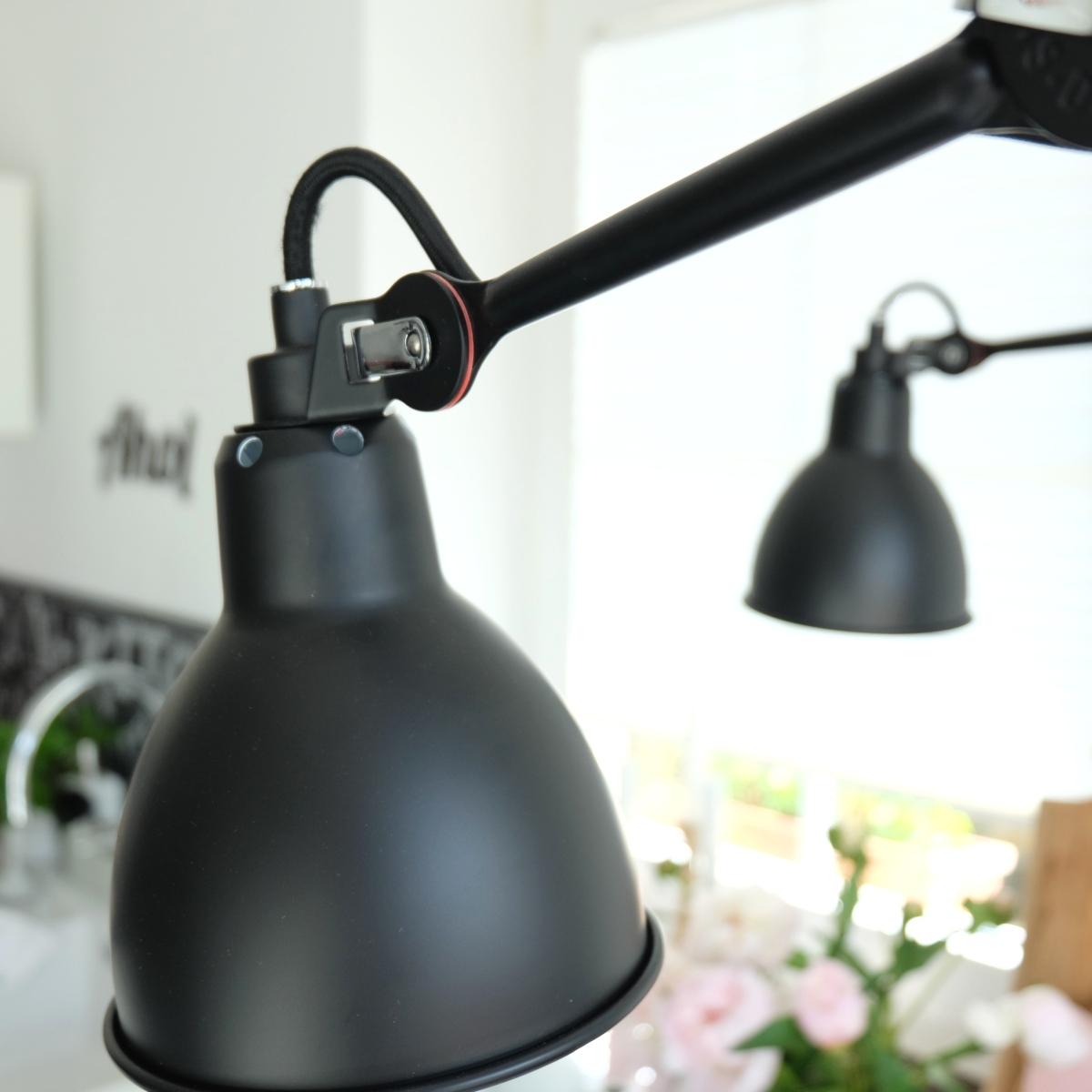 light11 DCW Lampe Küche 9 – so.leben.wir