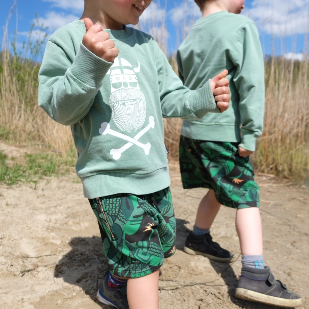 Danefae Kleidung Kinder Jungs 15