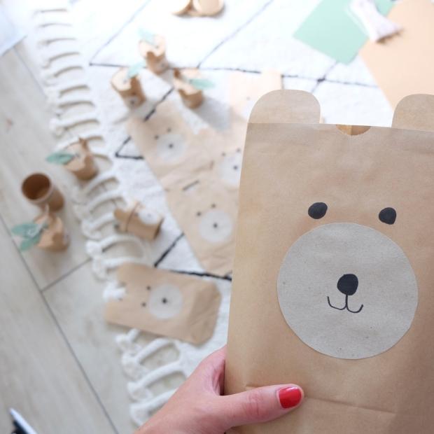 Bärengeburtstag Kinder DIY 15