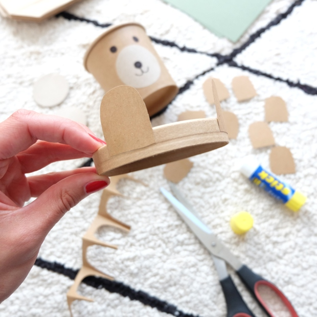 Bärengeburtstag Kinder DIY 4