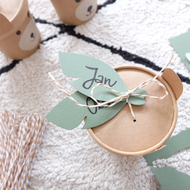 Bärengeburtstag Kinder DIY 7