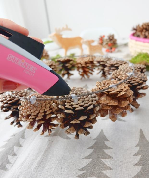 neo1 Steinel DIY Kranz Weihnachten 12