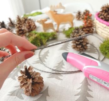 neo1 Steinel DIY Kranz Weihnachten 8