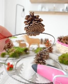 neo1 Steinel DIY Kranz Weihnachten 9