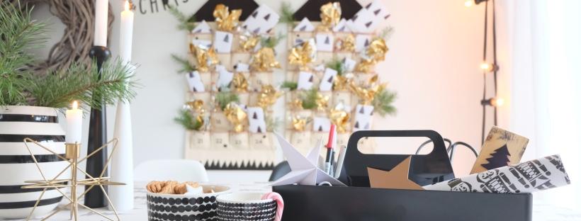 werbung adventskalender pimpen plus diy stempel geschenkpapier. Black Bedroom Furniture Sets. Home Design Ideas