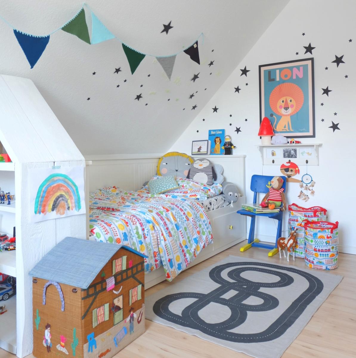 Interview mit Nina von byGraziela und viele bunte Kinderzimmer inspirationen