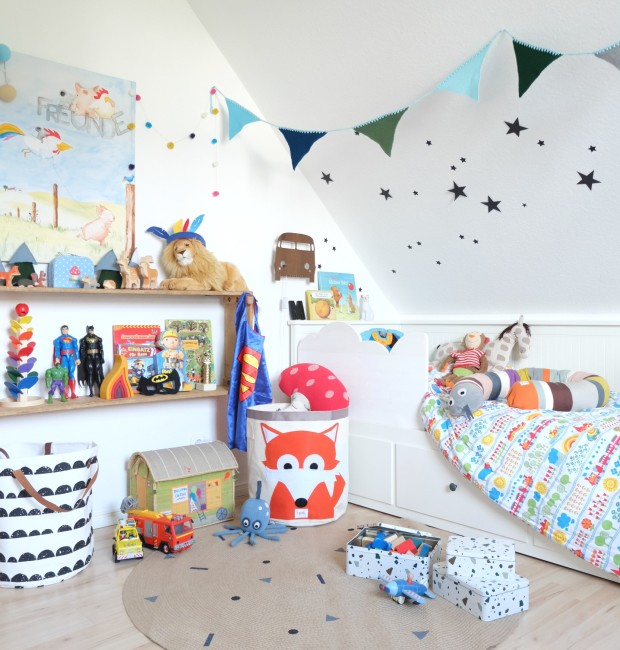 Ferm Living Kinderzimmer 4