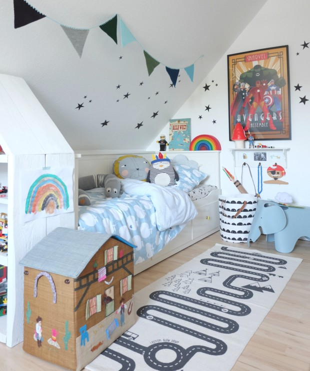 Ferm Living Kinderzimmer 16