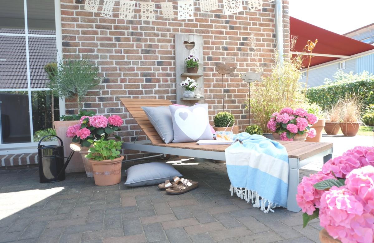 Werbung / Den Garten fit für den Frühling machen - 10 Schritte zum Frühling