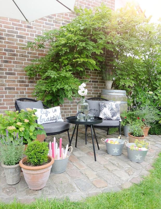 Dänisches Bettenlager Gartenmöbel 1
