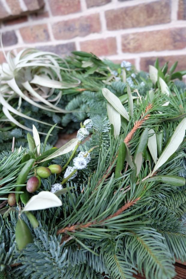 Adventskranz DIY Weihnachten 3