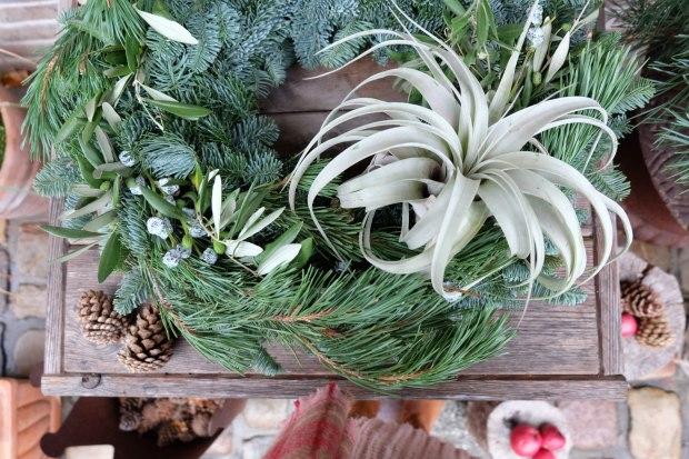Adventskranz DIY Weihnachten 7