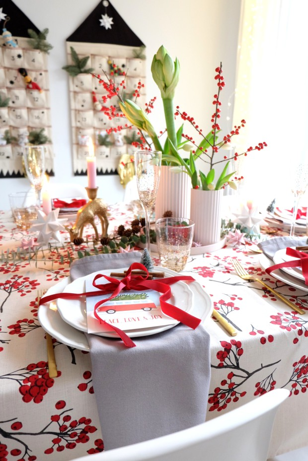 Weihnachtstisch 4