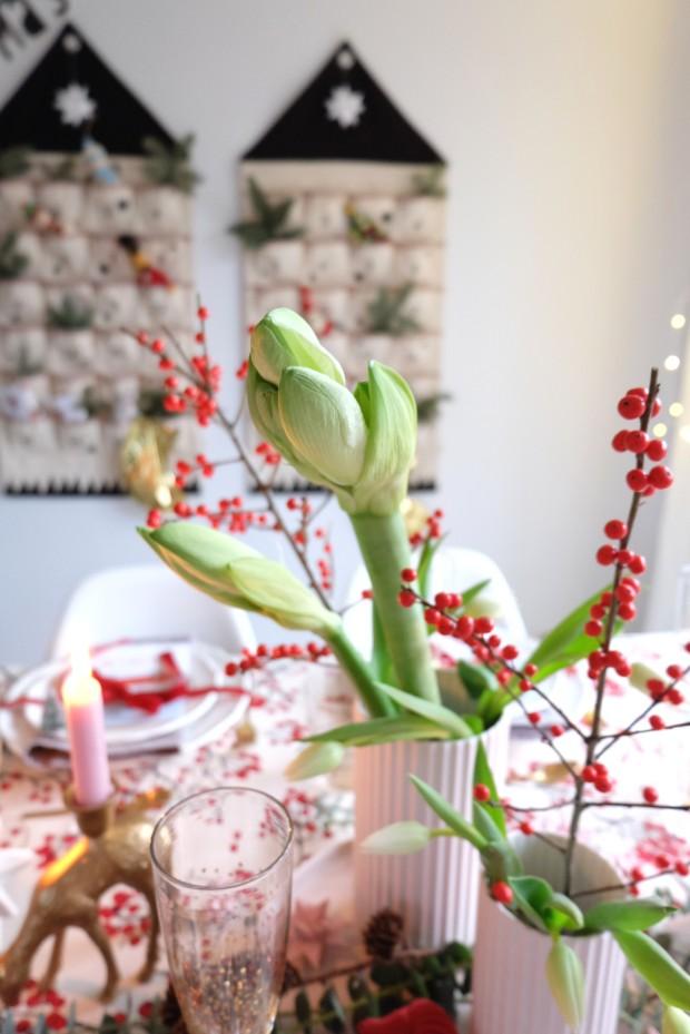 Weihnachtstisch 6