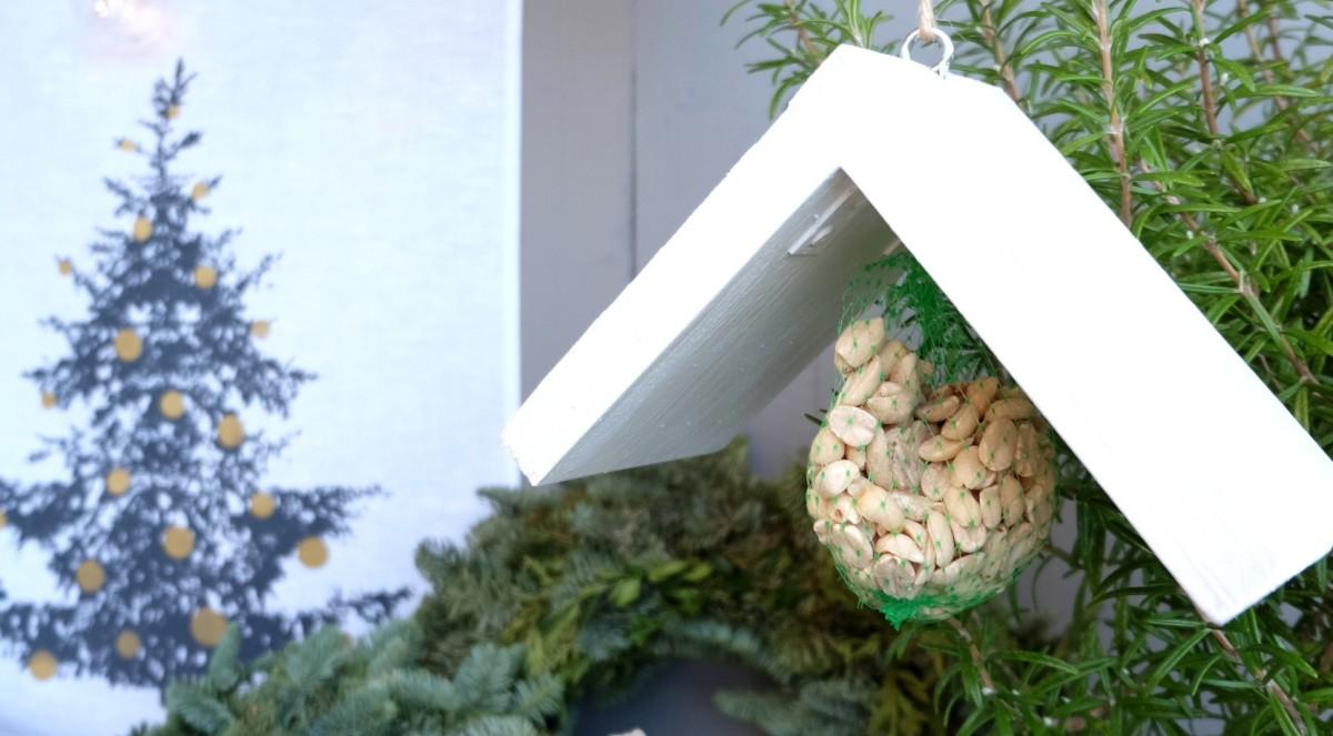Vogelhäuschen DIY