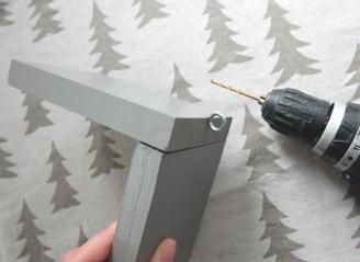 Vogelhäuschen DIY Weihnachten Geschenk 8