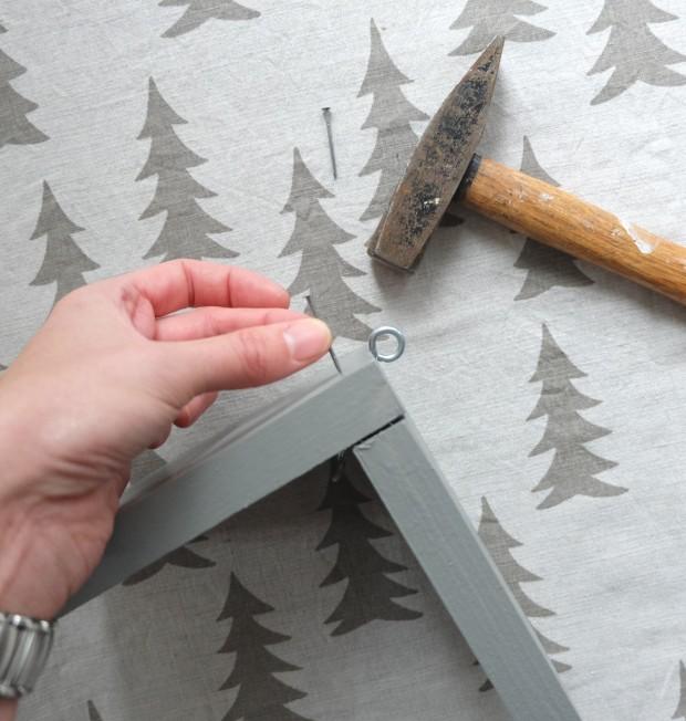 Vogelhäuschen DIY Weihnachten Geschenk 9