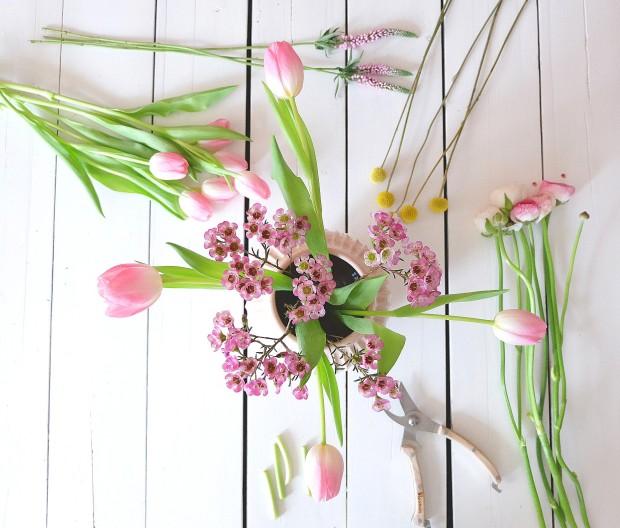 Frühlingsstrauß Blumen 13
