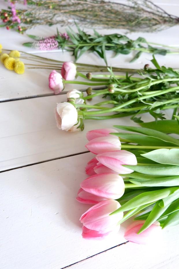 Frühlingsstrauß Blumen 20